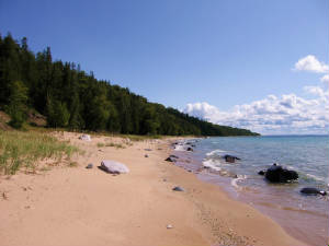 Harbor Springs, MI Beach