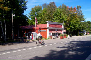 Bike Riding Vacations in Good Hart Michigan